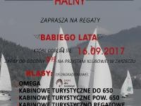 Regaty Babie Lato 2017